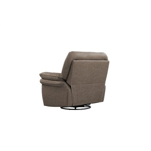 Emerald Home Swivel Glider Recliner U7127-04-03