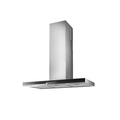 """BEST Range Hoods - WC34 - 35-7/16"""" Stainless Steel Chimney Range Hood for use with a choice of Exterior or In-line blowers, 300 to 1650 Max CFM"""