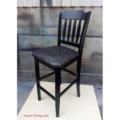Liberty Furniture Industries - 30 Inch Slat Back Barstool