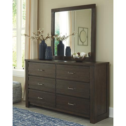 Darbry Dresser and Mirror