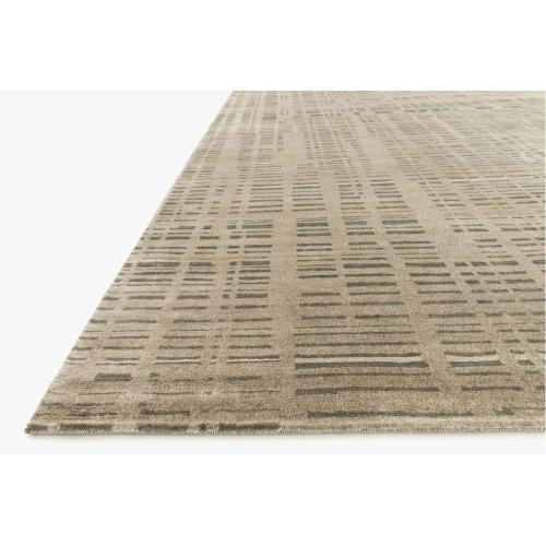 HE-07 Pewter Rug