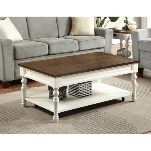 Joanna 3-Piece Occasional Set (Coffee Table & 2 End Tables)