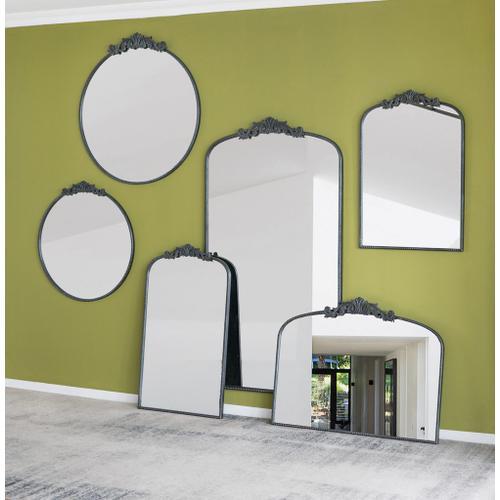 A & B Home - Dia Black Mirror
