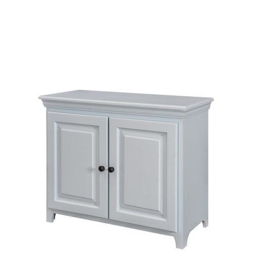 Archbold Furniture - Pine 2 Door Console Cabinet