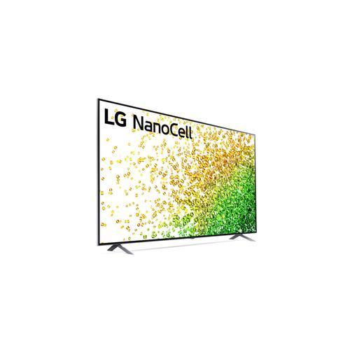 """LG - LG NanoCell 85 Series 2021 86 inch 4K Smart UHD TV w/ AI ThinQ® (85.5"""" Diag)"""