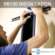 RB100 Recess Box Installation
