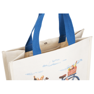 Bicycle Market Tote
