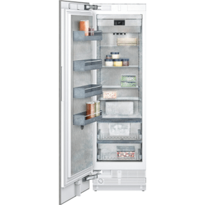"400 series Vario freezer 400 series Niche width 24"" (61 cm) Fully integrated, panel ready"