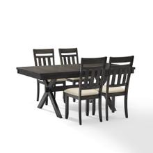 HAYDEN 5PC DINING SET