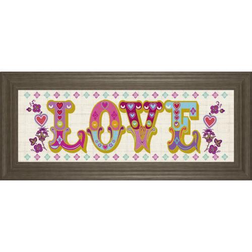 "Classy Art - ""First Love"" By Tom Frazier Framed Print Wall Art"