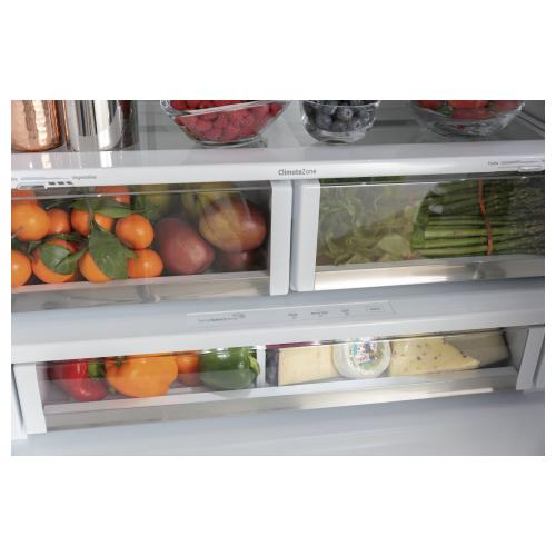 Café ENERGY STAR ® 23.1 Cu. Ft. Smart Counter-Depth French-Door Refrigerator