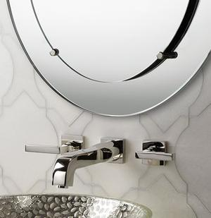 """Oval Mirror-3"""" Border Product Image"""