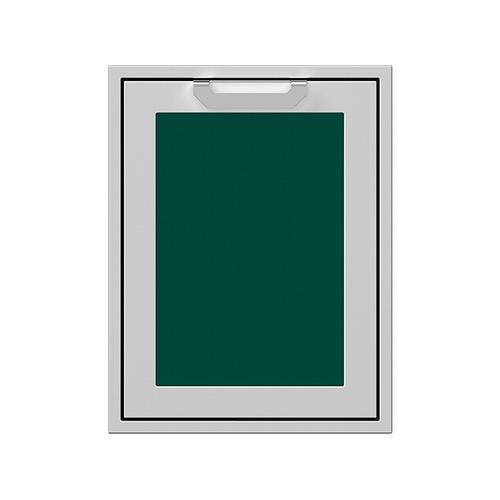 "20"" Hestan Outdoor Trash/Recycle Drawer - AGTRC Series - Grove"