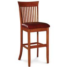 "Loft Stationary Barstool, 24"" Seat Height"