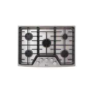 LG AppliancesSTUDIOLG STUDIO 30'' Gas Cooktop