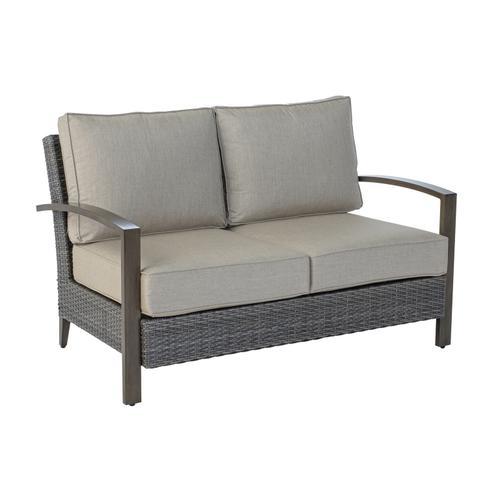 Kennett Deep Seating Love Seat