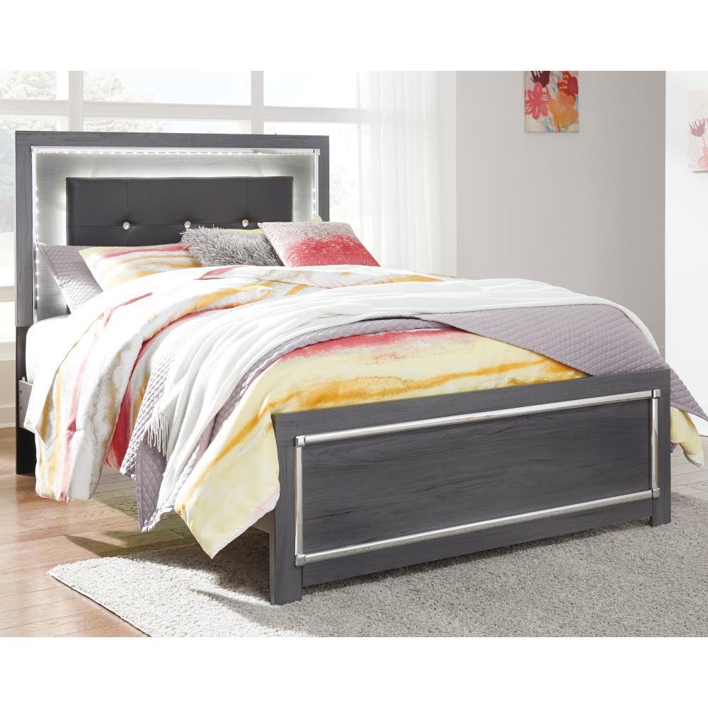 Lodanna Full Panel Bed