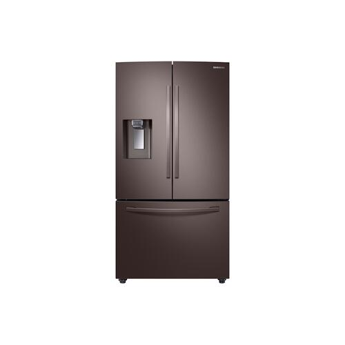 23 cu. ft. Counter Depth 3-Door French Door Refrigerator with CoolSelect Pantry™ in Tuscan Stainless Steel