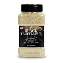 Louisiana Grills 14.5 oz Black Truffle Rub