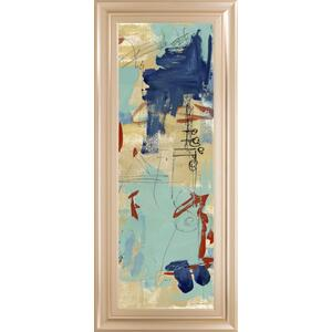 """Composition 4A"" By Melissa Wang Framed Print Wall Art"