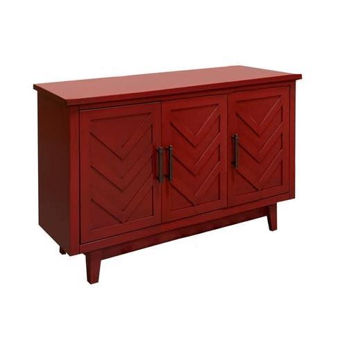 Fiesta 3 Door Cabinet