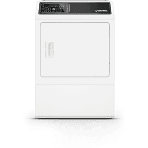 White Dryer: DF7 (Gas) - WHITE
