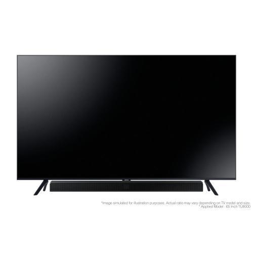 Samsung Canada - 320W 2.1ch Soundbar HW-T550