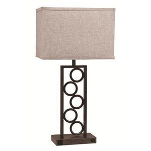 Crown Mark - Stack Circle Lamp Wi
