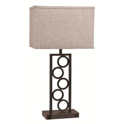 Stack Circle Lamp Wi