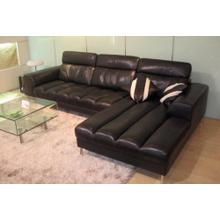 Divani Casa BO3933 Leather Sectional Sofa