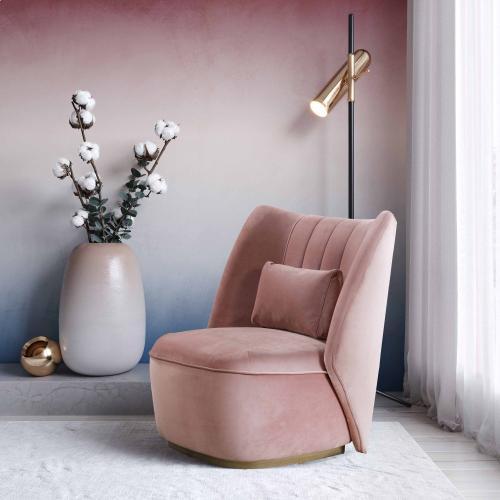 Tov Furniture - Reiko Blush Lounge Chair