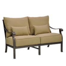 View Product - Madrid Cushioned Loveseat