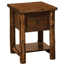 See Details - One Drawer Nightstand - Modern Cedar