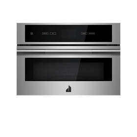 "RISE 27"" BUILT-IN MICROWAVE OVEN WITH SPEED-COOK"