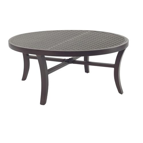"""Castelle - 44"""" Classical Round Coffee Table"""