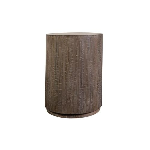 Porter International Designs - Drum Side Table, 7002