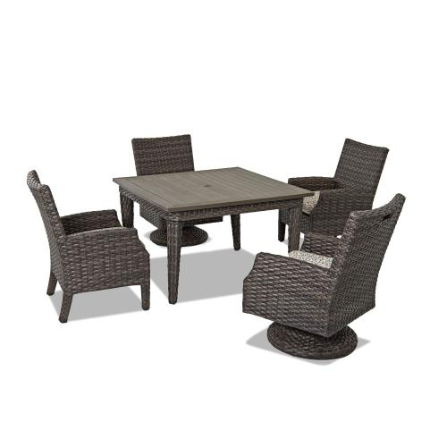 Klaussner Outdoor - Cascade 48 Dining table