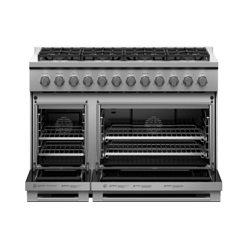 "Gas Range, 48"", 8 Burners"