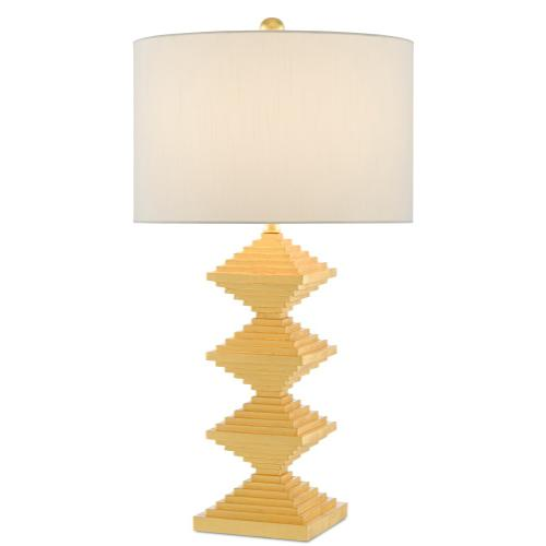 Pelor Gold Table Lamp