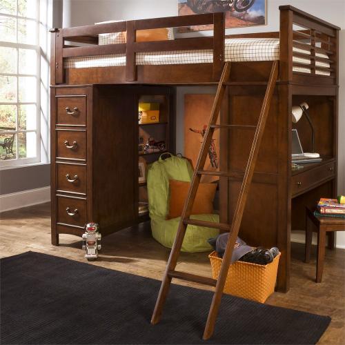 Liberty Furniture Industries - Twin Bunk Guard Rail & Ladder