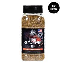 11.0 oz Smoked Salt & Cracked Pepper Rub