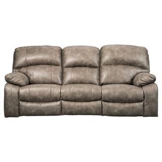 Dunwell Power Reclining Sofa w/ Adjustable Headrest