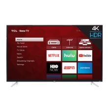 "TCL 43"" Class 4-Series 4K UHD HDR Roku Smart TV - 43S423"