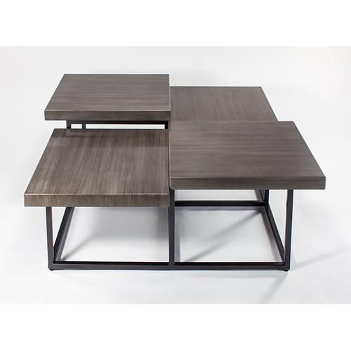 "Artmax - Coffee Table 44x44x18"""