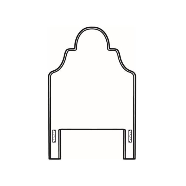See Details - Twin Headboard