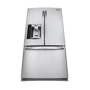 Gallery - 24 cu. ft. French Door Refrigerator