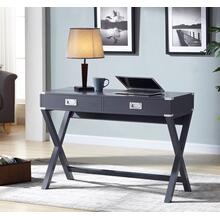 3879 GRAY X-Base Writing Desk