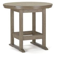 "26"" Round Dining Table"