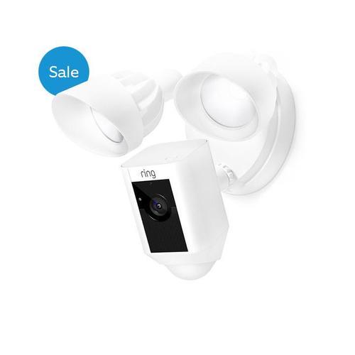 Floodlight Cam - White