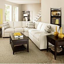 Gramercy Park Three-Piece Corner Sectional